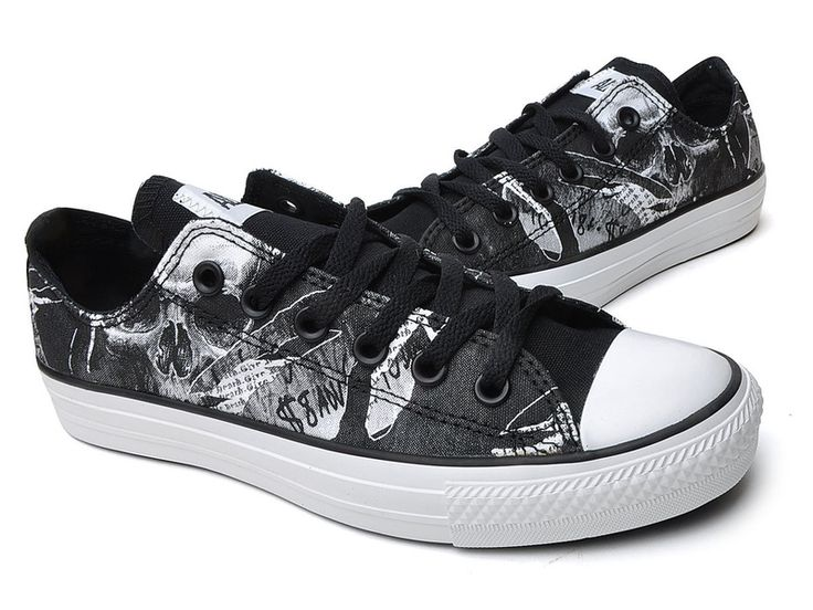 83dd08ee74f1 Cheap Shop Chuck Taylor All Star Low 2013 Black White for Sale Online