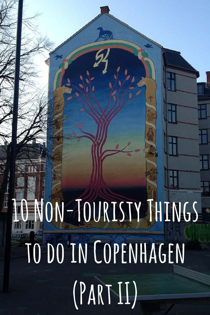 10 Non-Touristy Things to do in Copenhagen.