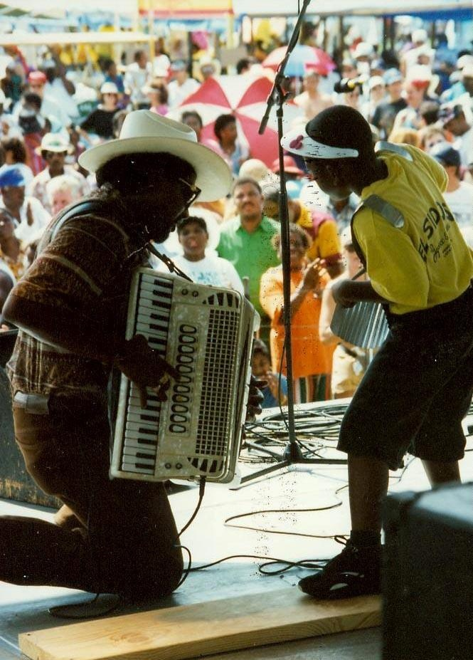 what to wear to a zydeco party