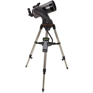 "NexStar 127 SLT, (5"") Maksutov-Cassegrain Telescope with Motorized Altazimuth Mount & 4,000+ Object Database"