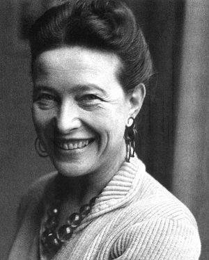 A great biography of writer Simone De Beauvoir