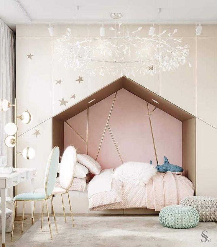Best Awesome And Elegant Luxury Kids Bedroom Design Ideas In 400 x 300