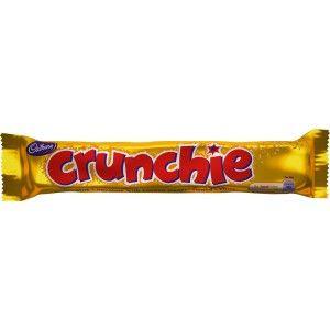 #Cadbury #Crunchie #Chocolate 40g