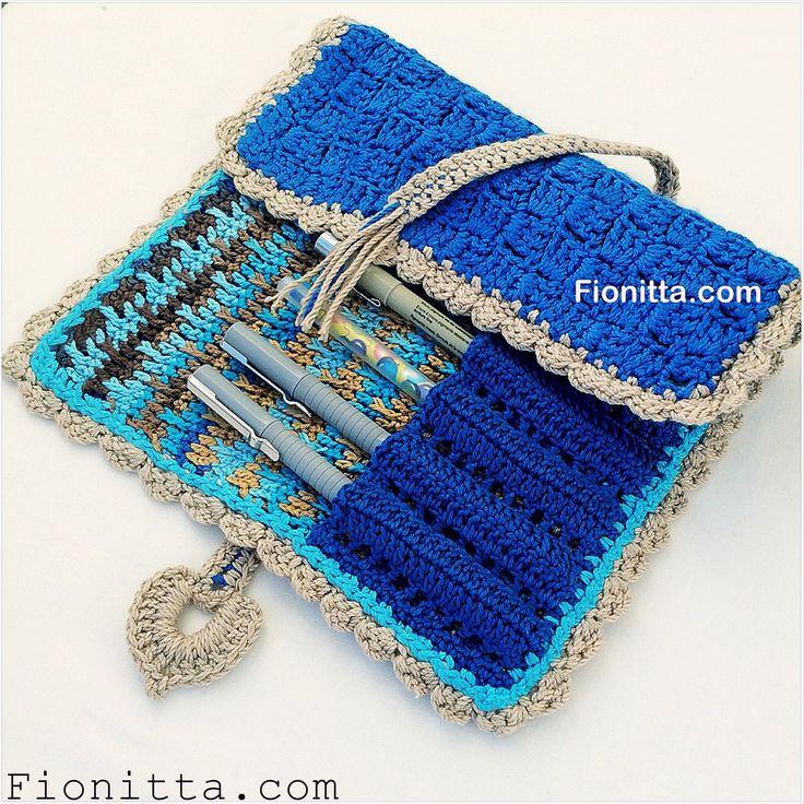 25+ Best Ideas about Crochet Pencil Case on Pinterest ...