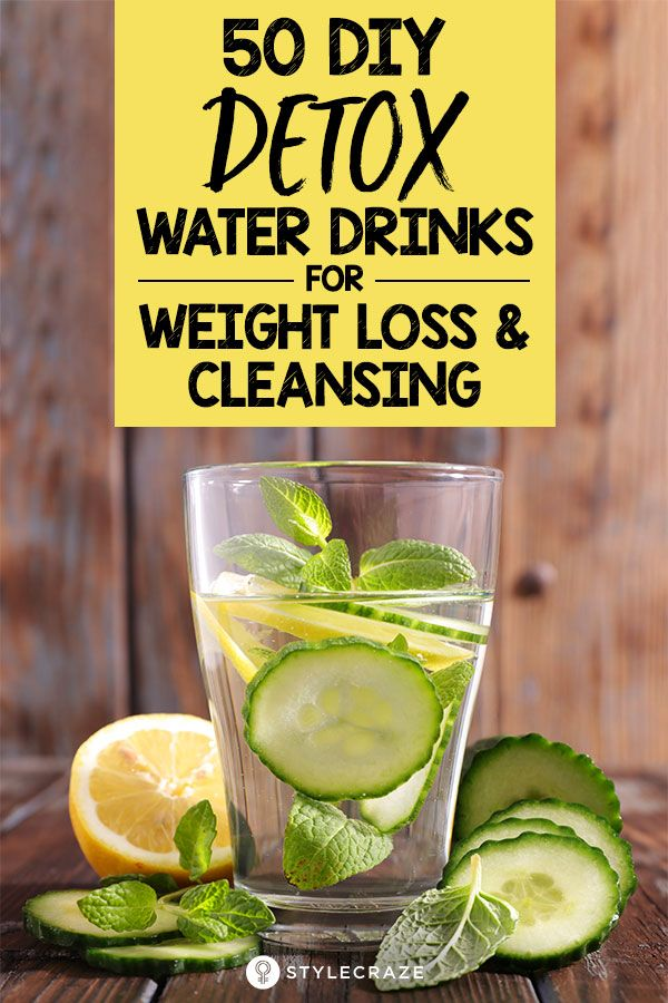 Pin On Detox Waters