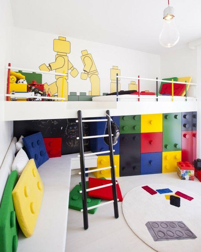 Kinderzimmer Ideen 100+ Einrichtungsbeispiele für Jungen