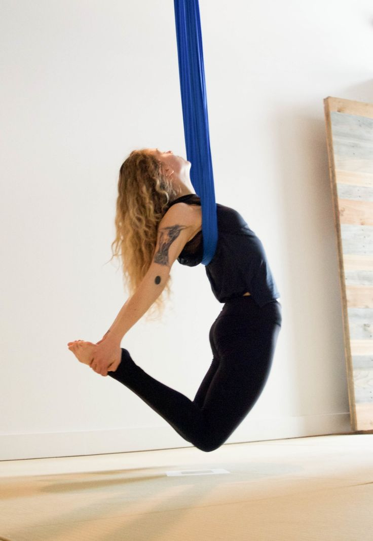 Levitas Studio-Aerial Yoga Flow                                                                                                                                                      More