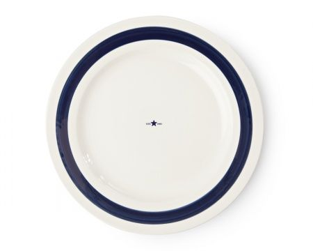 Platter Blue