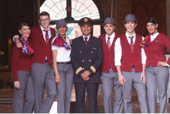 air canada flight crew uniforms | Air Canada rouge, a new leisure airline - Page 37 - FlyerTalk Forums
