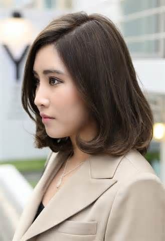 asian short hairstyles girls