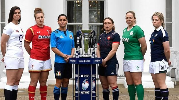 Maggie Alphonsi's guide to the Women's Six Nations - BBC Sport