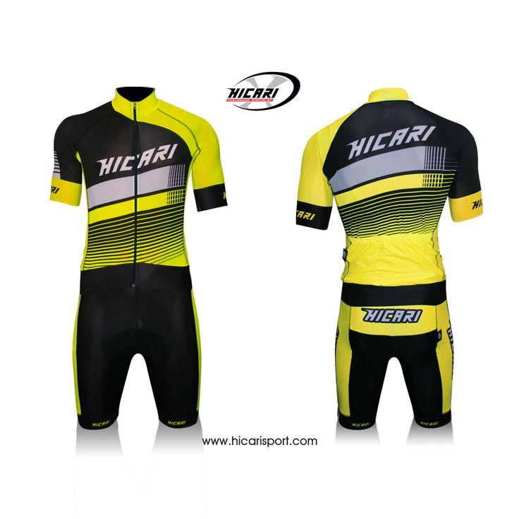 #HicariConcept #Speed giallo fluo estate 2015