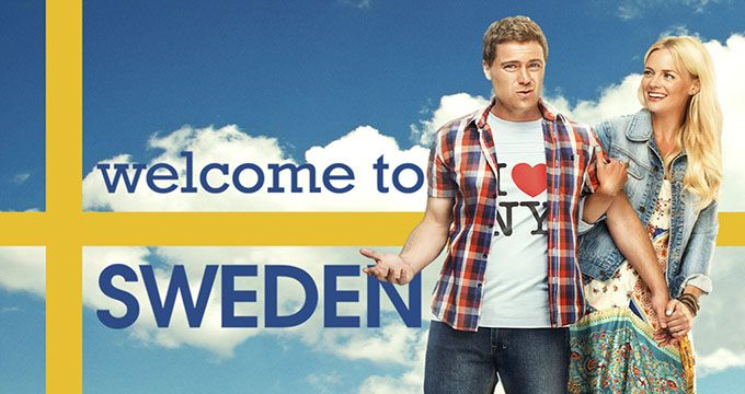 Welcome to Sweden. Here are six reasons you should add this to your summer TV lineup. #Sweden #TVShow #Scandinavia