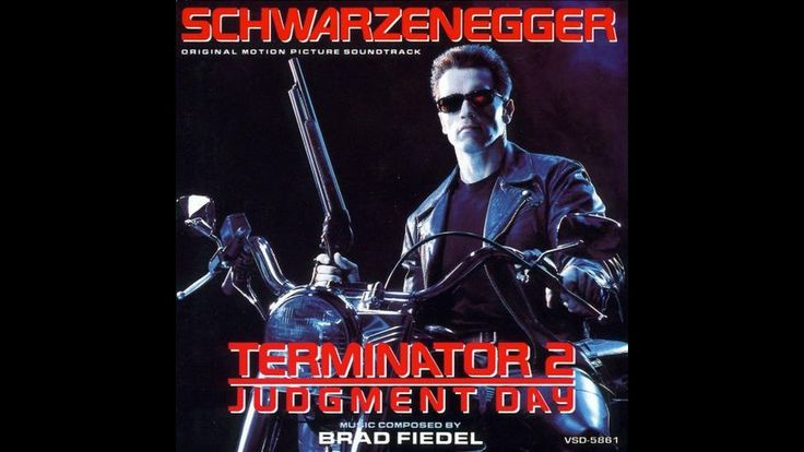 Terminator 2 OST Recreation - Unreleased Themes (Part 2)