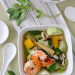 Spicy Vegetable Soup | Gang Liang