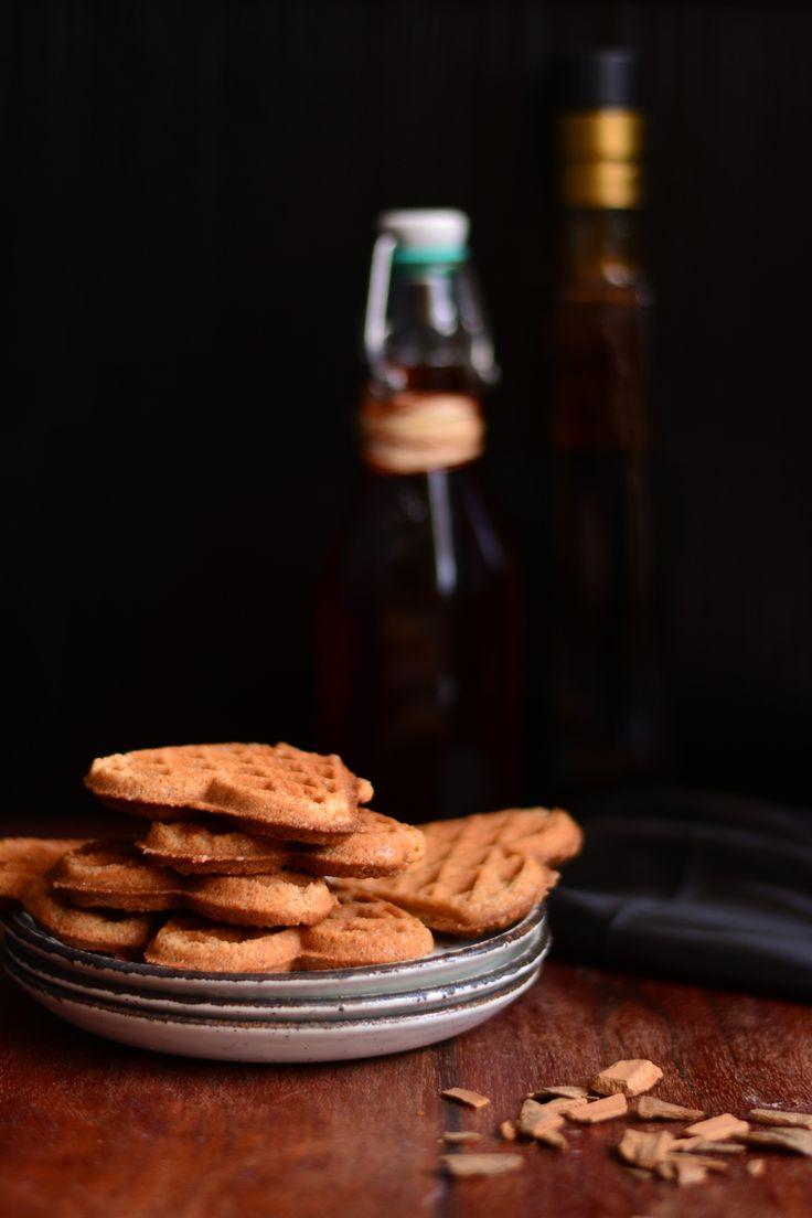 Keksz a gofrisütőből