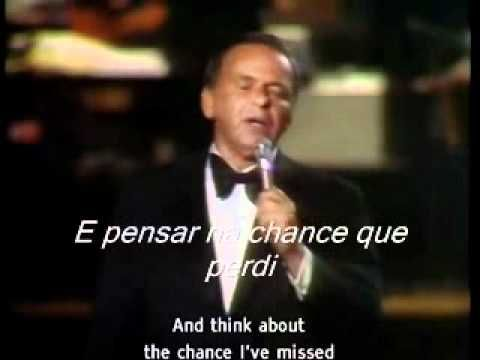 Frank Sinatra- Let me try again (Deixe-me tentar outra vez) Legendado
