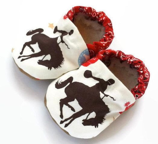 cowboy baby shoes mustang shoes rodeo baby shoes horse shoes for toddler boy brown and red shoes soft sole shoes cowboy slippers for toddler by ScooterBooties on Etsy https://www.etsy.com/listing/180684748/cowboy-baby-shoes-mustang-shoes-rodeo