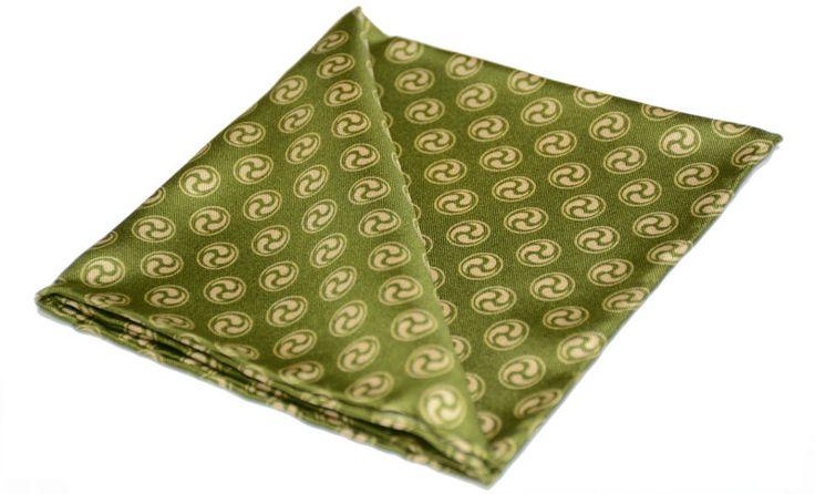 SHION Printed Silk Pocket Square #pocketsquare #pocket #square #handkerchief #silkhandkerchief #silksquare #silkpocketsquare #pocketsquares #handkerchiefs #madeinengland #wedding #groom #groomswear #weddingideas #idea #grooms #style #weddingstyle #outfit #inspiration #weddingguest #guest #usher #ushers #buybritish #accessories #dapper #gentleman #cravatclub #green #jasmine #yellow #japanese #crests #pattern