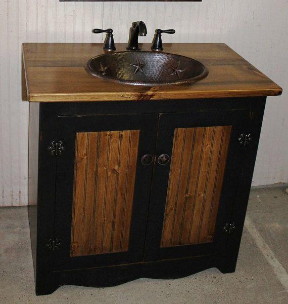 Bathroom Vanity Fh1296 36 Rustic Farmhouse Bathroom Vanity