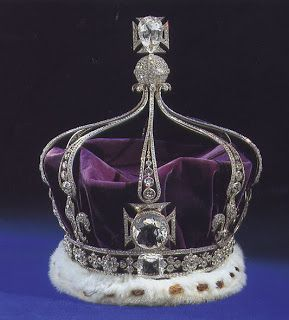mary queen of scots jewelry | Queen Mary's coronation Crown