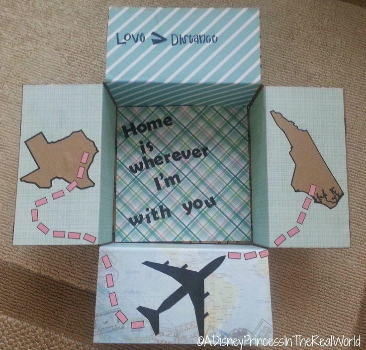 Boyfriend Care Birthday Package Cute