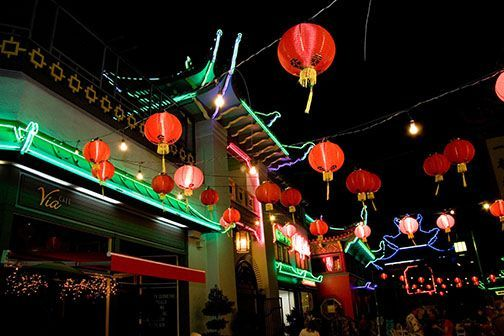 Rock Your Teen's World by Planning the Best LA Vacation Ever: Explore Chinatown with Your Teen