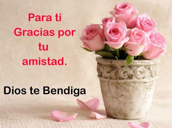 Para ti con mucho amor, gracias por tu amistad. Dios te bendiga y te cuide siempre. Mucho iIndica una cantidad, número, intensidad o grado elevados, especi