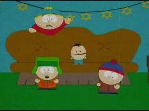 South Park - Dreidel Song