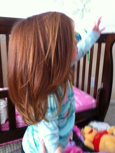 little girl layered hairstyles - Google Search More