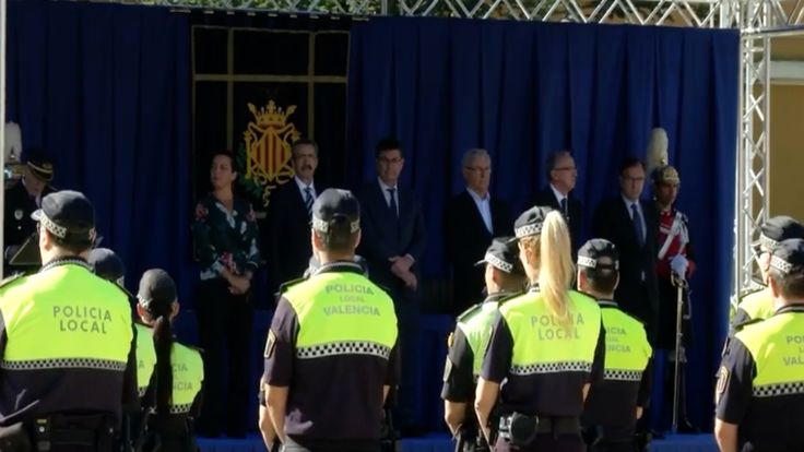 Polémica en las policías locales de Valencia al reservarse para las mujeres el 30% de las plazas