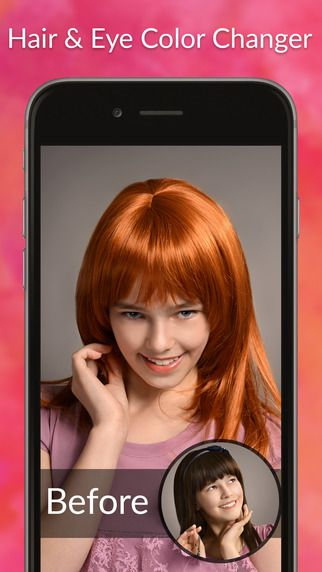 Best Hair Color Changer Eye Color Changer Images On Pinterest - Hairstyle color app
