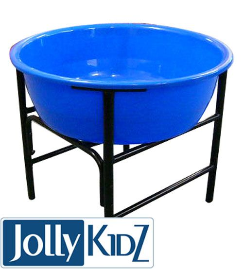 Jolly KidZ Sand and Water Activity Pond with Stand