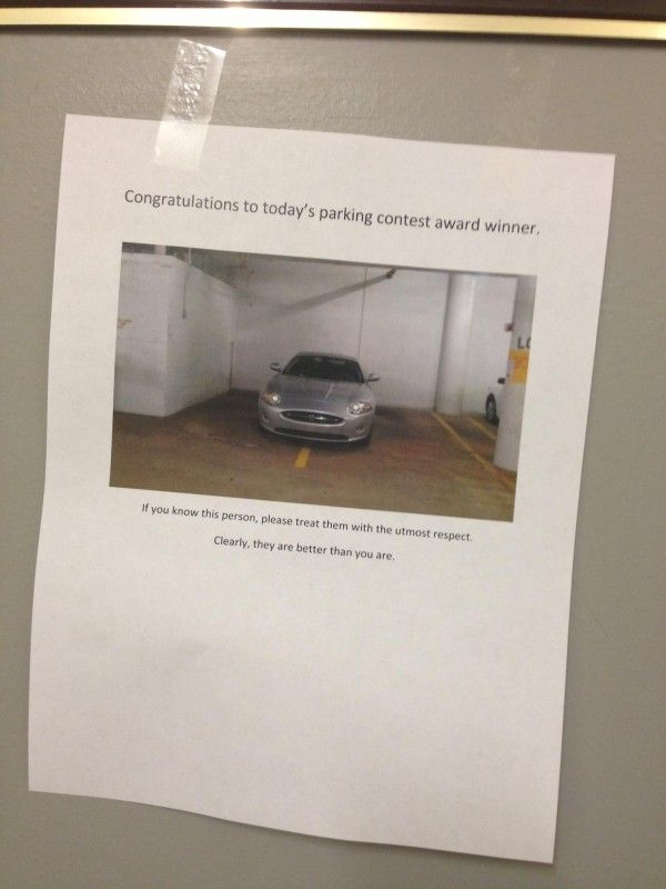Umparken im Kopf