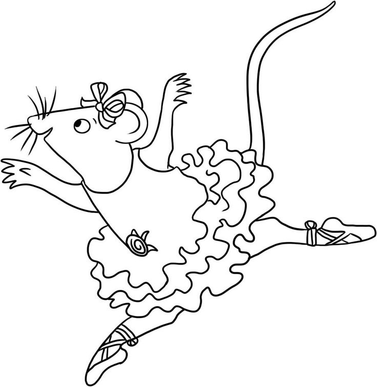 13 best coloring pages images on pinterest | coloring books ... - Ballerina Printable Coloring Pages