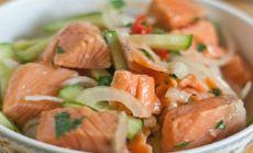 Салат из рыбы по-корейски: съедается в один присест. Ну очень удачный маринад! —…