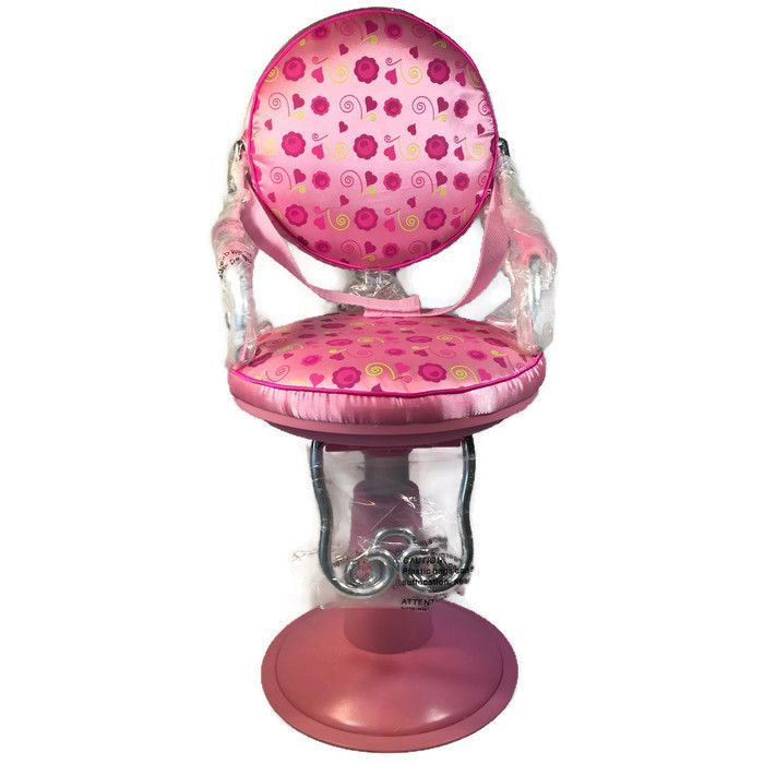 """Our Generation Battat Salon Chair for 18"""" Doll for American Girl"""