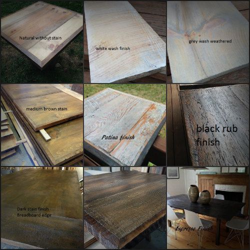 Wood Table Top Finishes , Table Top, | Coffee Tables | Pinterest | Tops,  Tables And Wood Table Tops