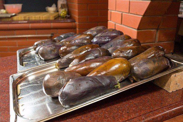 Маринованные баклажаны ! Рецепт Сталика Ханкишиева .