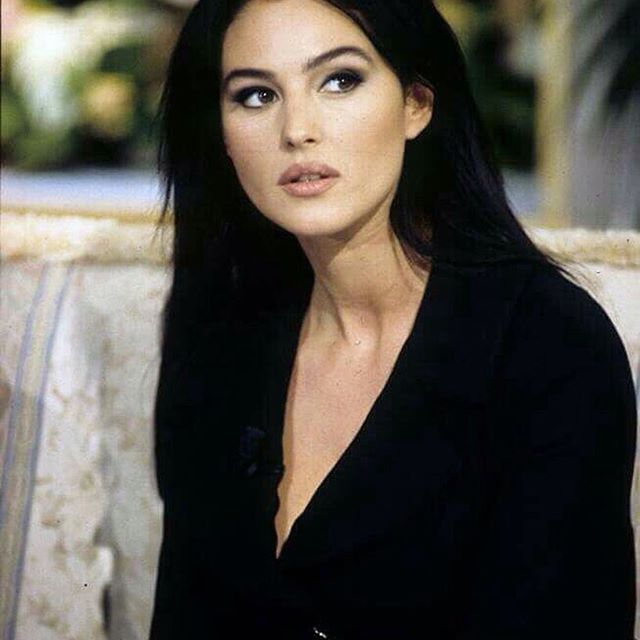 Young #monicabellucci #lovemonicabellucci