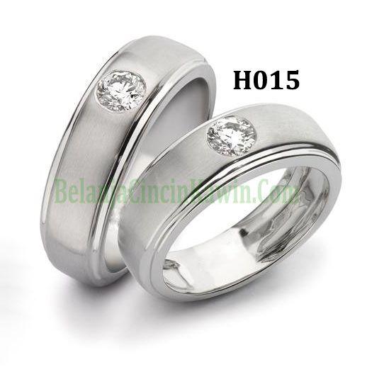 Cincin Tunangan cincin perak couple CP-39 – Cincin Perak jogja