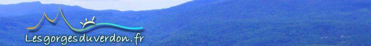 360 degree view of the Verdon Gorge | Les Gorges du Verdon