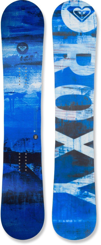 Roxy Torah Bright XC2 BTX Snowboard - Women's - 2014/2015 - REI.com
