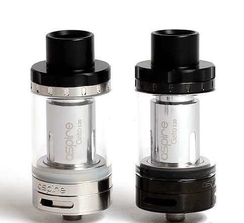 Aspire Cleito 120 Sub Ohm Tank Atomizer - 4.0ml