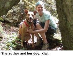 Hiking or backpacking with your dog