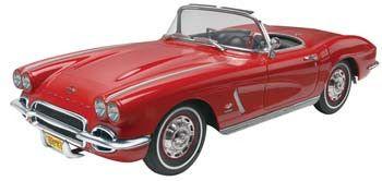 Revell 1/25 '62 Corvette Roadster 2 'n 1