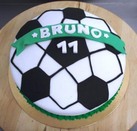 tortas decoradas de pelota con fondant - Buscar con Google