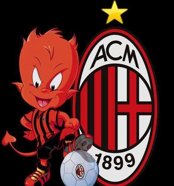 """MILAN """"il diavoletto"""" """"the little Devil"""""""