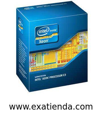 Ya disponible Cpu Intel s 1155 xeon e3   (por sólo 293.95 € IVA incluído):   -Socket soportado: LGA1155 -Cache:8 MB -Processor number of cores: 4 -Velocidad de Reloj:3.3 GHz (3.7GHz turbo) -Bus del Sistema:5 GT/s -Arquitectura:32nm -Intel Graphics:NO -Formato:BOX      Garantía de 24 meses.  http://www.exabyteinformatica.com/tienda/1293-cpu-intel-s-1155-xeon-e3-1240-3-3ghz-box #intel #exabyteinformatica