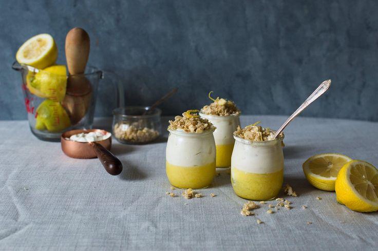 Essayez notre  recette facile et santé de parfait ...